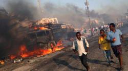 Somalie: Nouvel attentat près de Mogadiscio, au moins sept