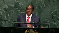 Face à la polémique, l'OMS renonce à nommer Robert Mugabe, président du Zimbabwe, ambassadeur de bonne