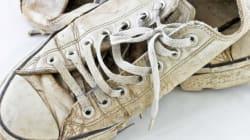 Αν προσπαθείτε να καθαρίσετε τα λευκά αθλητικά σας παπούτσια και δεν τα καταφέρνετε, δοκιμάστε αυτό το