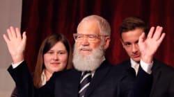 Ο βετεράνος David Letterman, τιμήθηκε με το βραβείο Mark Twain, για το χιούμορ