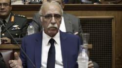 Βίτσας: «Έχουμε 1,1 δισ. ευρώ για την αναβάθμιση των F16. Μετά τις 2 Νοεμβρίου η διαπραγμάτευση για τον αριθμό των