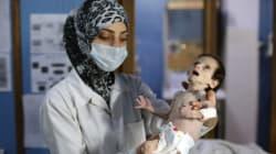 Συρία: Περισσότερα από 1.100 παιδιά υποφέρουν από οξύ υποσιτισμό στη Γούτα που βρίσκεται υπό