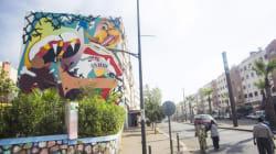 Street-art: Quatre nouvelles fresques à