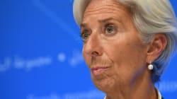 IMF총재가 한국의 암울한 상황을 이렇게