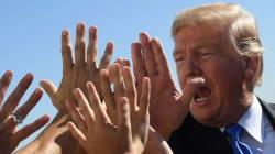 트럼프 북한 공격을 염려한 민주당이 제동을