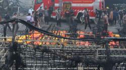Ινδονησία: Τουλάχιστον 45 οι νεκροί από έκρηξη σε εργοστάσιο κατασκευής