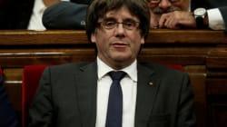 Puigdemont ne convoque pas d'élections faute de