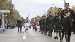 28η Οκτωβρίου: Εορτασμοί σε όλη τη χώρα και στρατιωτική παρέλαση στη Θεσσαλονίκη για την επέτειο του