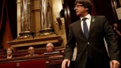 Catalogne: Puigdemont appelle