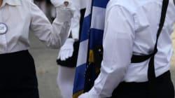 Σκληρή ανακοίνωση του υπ. Παιδείας για τα επεισόδια στη Σαντορίνη: Θρασύβουλες πράξεις πατριδοκαπηλίας δεν