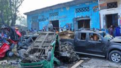 소말리아 수도 모가디슈의 호텔에서 또 폭탄 공격이