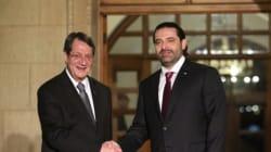 Ο Λίβανος στηρίζει την ακεραιότητα και την κυριαρχία της Κυπριακής Δημοκρατίας, δήλωσε ο πρωθυπουργός