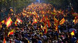 Catalogne: 300.000 personnes manifestent pour l'unité de