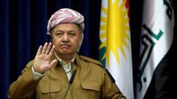 Massoud Barzani, président du Kurdistan irakien,
