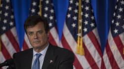 Enquête russe: L'ex-directeur de campagne de Trump inculpé de complot contre les