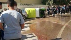 Accident de la route à Khemis Miliana: un camion perd ses freins, deux