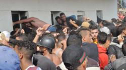 Le match du Wydad contre Al Ahly provoque des émeutes devant le stade Mohammed V de Casablanca