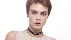 Dior choisit Cara Delevingne, 25 ans, comme égérie de ses produits
