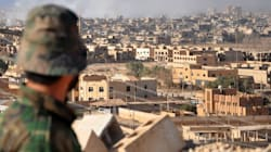 Sous pression en Irak et en Syrie, l'EI perd Deir