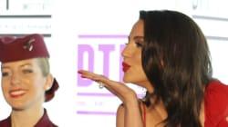 L'actrice tunisienne Dorra Zarrouk en Une de Vogue Arabia pour célébrer les femmes arabes au