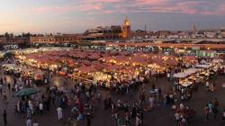 Marrakech, une maison de verre qu'il faut