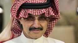 Purge en Arabie: le cours du groupe du milliardaire Al-Walid Bin Talal chute de près de