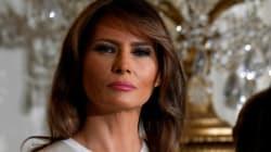 Melania Trump, la lente et laborieuse appropriation du rôle de