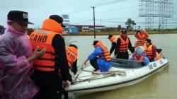 Τουλάχιστον 49 νεκροί από τον τυφώνα Ντάμρεϊ στο