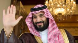 Mohammed Ben Salmane Al Saoud n'y va pas de main