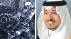 Un prince saoudien meurt dans un crash d'hélicoptère près du