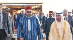 Le roi invité à l'inauguration du Louvre Abu