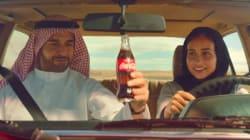 La nouvelle publicité Coca-Cola en Arabie saoudite fait le