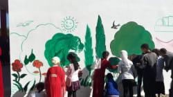 Enfance Maghreb Avenir et Leïla Slimani: