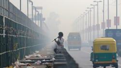 New Delhi ferment toutes ses écoles pour la semaine à cause d'une pollution
