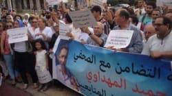 Hamid El Mahdaoui en grève de la faim le 21