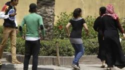 Harcèlement de rue: