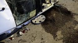 Πεζός σκοτώθηκε από διερχόμενο αυτοκίνητο στη