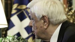 Παυλόπουλος: Η ΕΚΤ να αντιμετωπίσει την άκρως επικίνδυνη κρίση