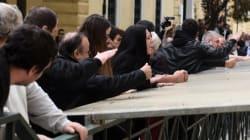 Οργισμένο πλήθος για τη Δώρα Ζέμπερη: Το δράμα της Ευελπίδων σε