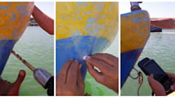 Pour lutter contre la pêche illicite, les barques seront désormais identifiées par