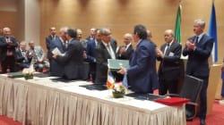 Algérie-France: signature de trois accords de coopération