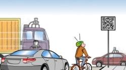 Das Verkehrsschild der