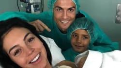 Cristiano Ronaldo présente Alana Martina, son quatrième