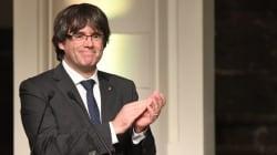 Catalogne: Puigdemont assure qu'une
