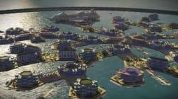 Πλωτές πόλεις- κράτη στον 21ό αιώνα: Όταν η επιστημονική φαντασία γίνεται