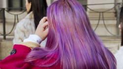 Le scandale d'avoir les cheveux