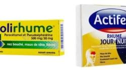 Les médicaments sans ordonnance contre le rhume les plus
