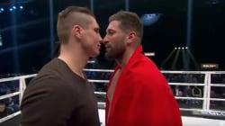 Kickboxing: Jamal Ben Saddik affrontera le champion du monde Rico