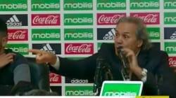 Madjer s'emporte et accuse Maamar Djebbour d'être