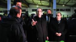 Le chef du gouvernement effectue une visite surprise au marché de gros de Bir El